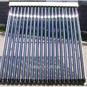 Солнечные коллекторы фото