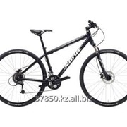 Велосипед городской Splice Deluxe Kojak 17 Matte Black/White/Silver/Green 2015 Kona фото