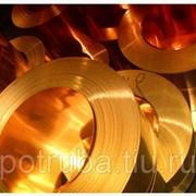 Лента бронзовая 1,5 мм БрКМЦ3-1 фото