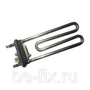 Тэн 2200W 230мм. с отв. Thermowatt для стиральной машины Indesit C00115072. Оригинал фото