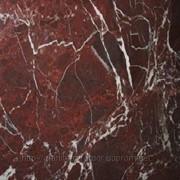 Мрамор rosso levanto слябы фото