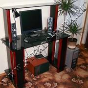 Компьютерный стол Авангард фото