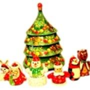 Рождественский набор фото