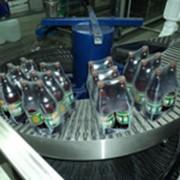 Розлив напитков в бутылки фото