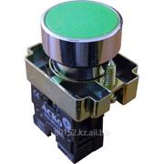 Кнопка пластиковая Старт (зеленая)