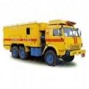 Аварийно-cпасательная машина АСМ-41-07 (шасси КАМАЗ-43114 6х6) фото