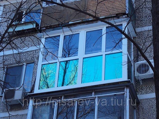 Ооо французские балконы. - галерея работ остекление - катало.