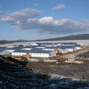 Строительство вахтовых поселков для предприятий