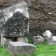 Создание древних руин фото