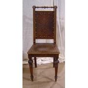 Реставрация деревянных стульев фото