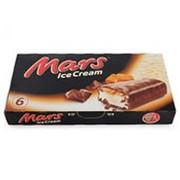 Мороженое MARS мультитпак 6шт, 250,8 г фото