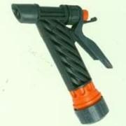 Пистолет поливочный с фиксат 3/4 с цангой (1/80) фото