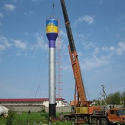 Башня водонапорная ВБР-25-18