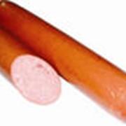 Колбаса полукопченая в ассортименте фото