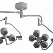 Безтіньова операційна лампа ОБЕРІГ LED3+5, бестеневая операционная лампа фото