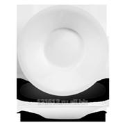 Тарелка, 28 см с широким римом Menu фото