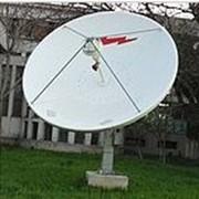 Установка спутниковых станций типа VSAT фото