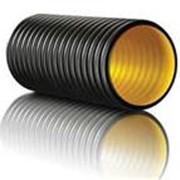 Труба гофрированная SN 4 ф 600 фото