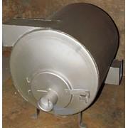 Печь воздушного отопления. Инновационое и экономное решение! фото