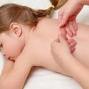 Детский массаж в Житомире самый безопасный и аккуратный из всех видов массажа. фото