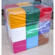 Конструктор деревянный Кубики 511118 30х30х30 фото