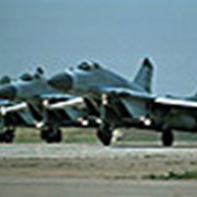 Истребители МиГ-29СМТ/МиГ-29УБ фото