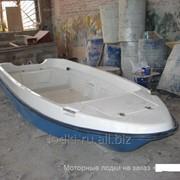 Лодка моторная Лиман 430, новая фото