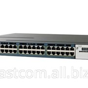 Коммутатор Cisco WS-C3560X-48P-E фото