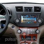 Штатная магнитола toyota highlander + android - intro ahr-2188 фото