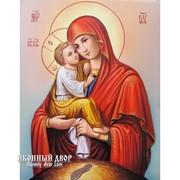Почаевская Богородица - Восхитительная Писаная Икона Код товара: ОГр-03 фото