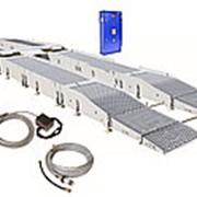 Передвижной тормозной стенд для диагностики легковых и грузовых автомобилей СТС-10У-СП-14 фото
