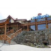 Эко-отель Славянка фото