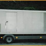 Мобильный дизель генератор в аренду, аренда электростанций, передвижные генераторы фото