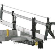 Стусло Stanley металлическое поворотное с ножовкой 560 мм 1-20-800 фото