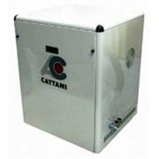 Компрессор для 2 установок, 2 цилиндра, с осушителем в кожухе Cattani фото