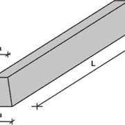 Железобетонные приставки для воздушных линий фото
