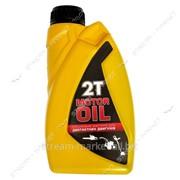 Масло двухтактное минеральное MOTOR OIL 1литр №990563 фото