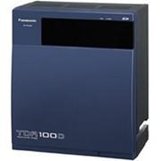 АТС Panasonic KX-TDA100D фото