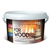 Краска огнебиозащитная GOOD FOR WOOD фото