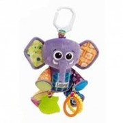 Подвесная игрушка Слоненок Эдди Lamaze фото