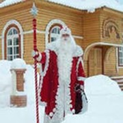 Дед мороз в ресторан фото