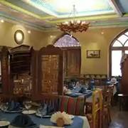 Ресторан в восточном стиле фото