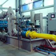 Компрессоры для газовых месторождений: