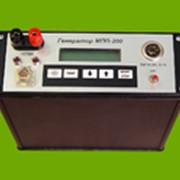 Электроразведочный генератор МПП-200 фото