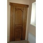 Двери из натурального дерева Входные и межкомнатные двери из натурального дерева фото