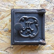 Дверка печная Малая №2 150*150 фото