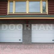 Секционные ворота DoorHan под проем 3000х2015(h) фото