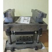 Штампы со штанцевыми ножами фото
