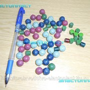 Устройство для имитации минералов, на основе полиуретана фото
