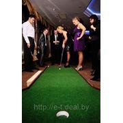 Мини-гольф в Минcке на вашем празднике! фотография